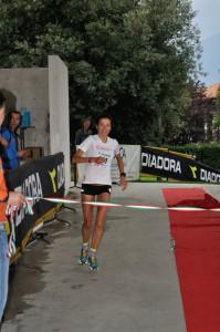 Elisa Desco prima nella categoria femminile